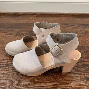 BRYR Emma Clogs - High Heel